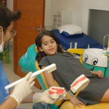 Gabinete Dental Infantil